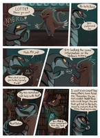 Crossed Claws ch4 intermission page6 by geckoZen