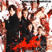 Sherlock Holmes Blend by HappinessIsMusic