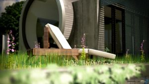 3ds Max - Exterior 3 by Puttee