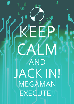 Keep Calm and Jack in! by MegumiNoLove