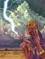 Storm (2010) by RonAckins