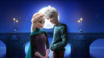 Jelsa~Your smile under the moonlight by AngelUnicorn123