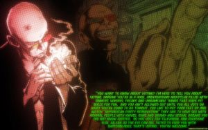 Transmetropolitan Wallpaper (V1.0) by Sammzor
