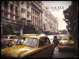 Kolkata - city of joy by digitalbrain