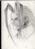 sephiroth by lionheart010