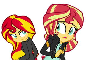 My past is not today. by Sunset--Shimmer