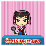 Cooking Mako by Miniyuna