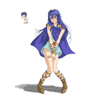 Lucina by AthenaWyrm