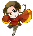 Hetalia: Transparent China! by NessieMcCormick
