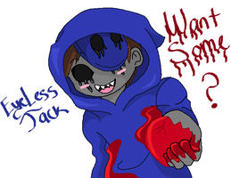 Eyeless Jack by PsychoHichi815