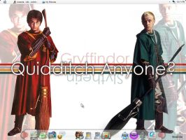 Quidditch Anyone? by kaotic-sammii
