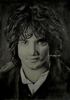 - Frodo Baggins - by RogueLottie