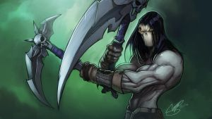 Darksiders II : Death by E-Mann