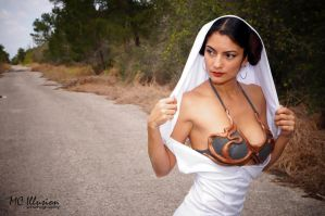 Princess Leia by Ivy95