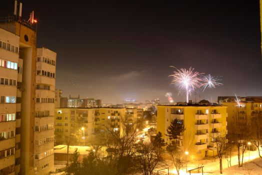 2016-2017 fireworks 2 by COmarius