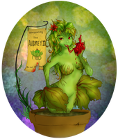 Do Not Feed The Plant... by SylentNyte