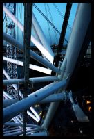 London Eye IV by jMii