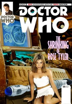 The Shrinking of Rose Tyler by WayYellow