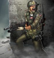 call of duty modernwarfare 3 by mohammedAgbadi