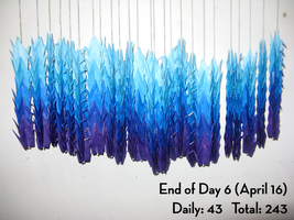 30 Days to 1000 - Day 6 by midori-no-ink