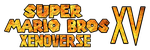 Super Mario Bros Xenoverse Logo by KingAsylus91