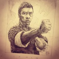 Ip man by tomasoverbai
