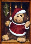 Christmas Bear In A Box by mbeckett