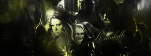 Rumbelle - Once Upon A Time Cover by CansuAkn