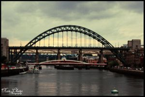 The River Tyne by KateChuter
