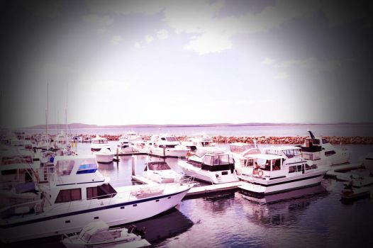 little nelsons bay by Raven-Experiment-00