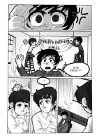 The Beatles -They say it's your birthday- page 005 by Keed-Kat