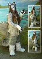 full wolf set by LilleahWest
