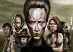 Walken Dead by Caveatscoti
