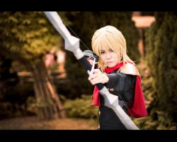 FF Type-0: The Archer by hitorinouta