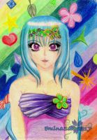 Vibrant Colors by EminA-SakurA-17