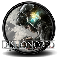dishonored  icon by S7 by SidySeven
