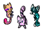 Cat Adopts (OPEN!)  (1 POINT!!!) by Firestar999