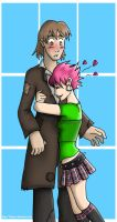 Tonks likes hugs by Shmivv