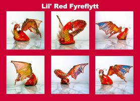 Lil Red Fyreflytt by CozmicDreamer