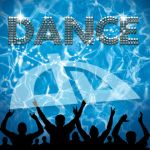 Dance poster pool party by bertold