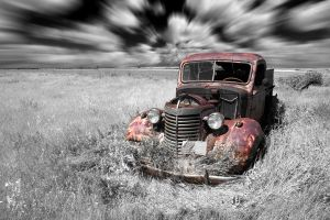 Rusted Out by brentonbiggs