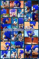 Sonic Boom: Sonic the Hedgehog by PrincessEmerald7