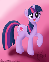Twilight Sparkle by Emberfall0507