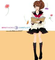 Ema ~Brothers conflict~ by IAMeikoD