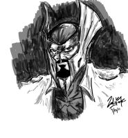 Doctor Maniacal_sketch by tinyguy712