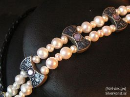 Double pearl row by nenne