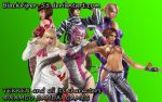 Tekken Groups 2 - Hollywood Tekken Girls by BlackViper-55