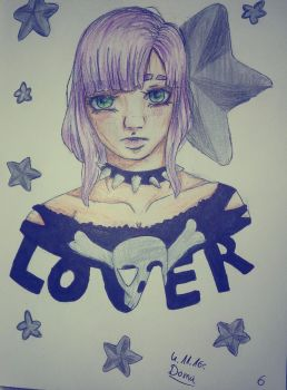 LOVER by FrostyStarArtist
