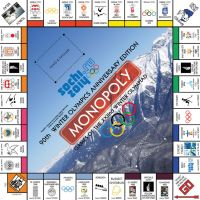 Monopoly: Sochi 2014 Edition by LordDavid04