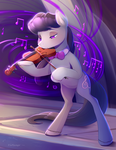 Octavia Close Up by viwrastupr